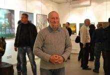 10 октября 2015 г. Выставка Владимира Пименова «Пространство. Время. Человек»