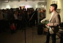 14 ноября 2015 г. Выставка Владислава Татаринова «Свет, дождь, снег»