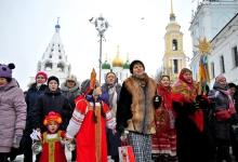 8 января 2015 г. Святки в Коломенском кремле