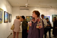 26 мая 2016 г. Выставка Павла Зеленецкого
