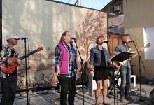 27 апреля 2014 г. Фестиваль акустического рока в Кремлёвском дворике