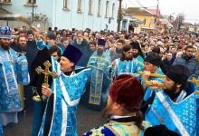 4 ноября 2015 г. в праздник Казанской иконы Божией Матери состоялся традиционный крестный ход