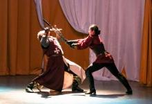 VIII Чемпионат России по артистическому фехтованию