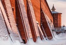 Коломенский кремль зимой