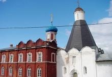 Успенская церковь Брусенского монастыря